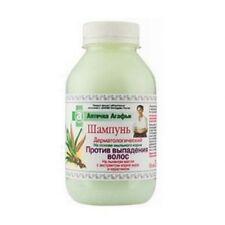 AGAFIA'S RECIPES Dermatological Shampoo Against Hair Loss 300ml First-Aid-Kit