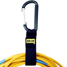 """Rip-Tie 1"""" x 6"""" Cable Carrier Black 2 pcs. J-B6-CO2-BK"""