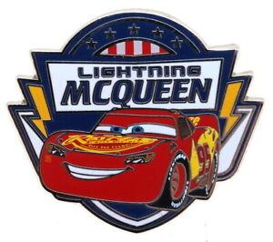 2017 Disney DLP Lightning McQueen Cars 3 Pin Rare