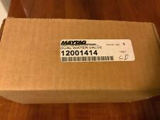Maytag 12001414 Refrigerator Icemaker Water Inlet Valve PS2003024 AP4009965 NEW