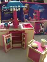 Vintage Barbie Dream Kitchen 1984 Close To Be Complete!