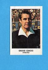PANINI CALCIATORI 1975-76-Figurina n.466- CIACCI - ARBITRO -Rec