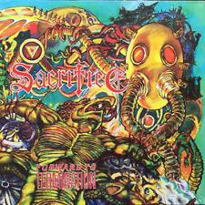SACRIFICE - Forward To Termination LP COLORED Vinyl Album - Thrash Metal Record