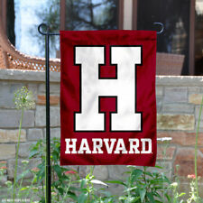 Harvard University Garden Flag Yard Banner
