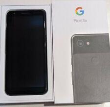 Google Pixel 3A - G020G / G020E - 64GB - BLACK - GSM & CDMA UNLOCKED - EXCELLENT