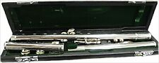 A907E Flute Altus with Case Made of Silver Used Good Condition F/S from JAPAN