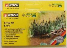 NOCH 14102 Reed 16 Plants HO OO Gauge