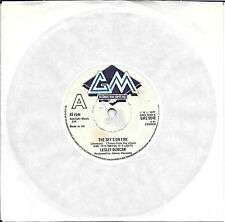 LESLEY DUNCAN THE SKY'S ON FIRE 7 INCH SINGLE