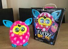 Furby Boom - Pink Polkadot (Hasbro, 2012) Fully Working with Box