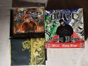 Blaze Ya Dead Homie Gang Rags CD With Black Bandana 2010 Psycho Used Good Cond