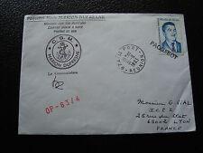 TAAF - enveloppe 1983 (cy67)