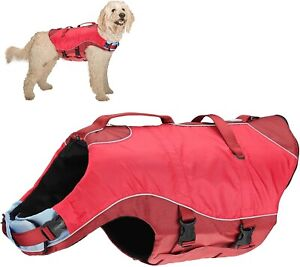 Kurgo Dog Jacket, Red, Small