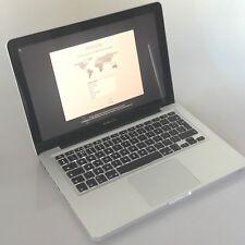 Apple MacBook 13 in (ca. 33.02 cm) fine 2011 Pro 4 GB Ram 256 GB SSD
