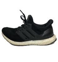 Adidas Women's Shoes Ultra Boost Sz 8 BLACK  Running Shoes Sneaker