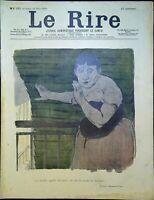Le RIRE N° 227 du 11 Mars 1899