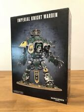 Warhammer Imperial Knight Warden model kit