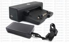 NEU OVP HP A7E34AA Dockingstation mit USB 3.0 + 2x Schlösser und Netzteil 230W