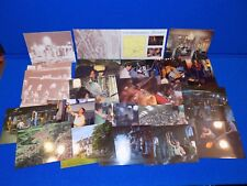 Baccarat Postcards Crystal Class Photos Factory Glassmakers Artistians Blowers