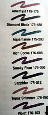 Avon Extra Lasting Eyeshadow Pencil Sapphire(Lot Of 2) #K650 Waterproof Sealed