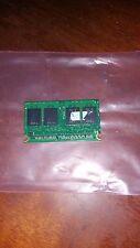 256MB  DDR2  1RX16  PC2-5300  DDR2-667  32x16   4CHIPS   214PIN  MicroDimm