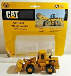 NORSCOT 1:64 SCALE DIECAST CAT 950F WHEEL LOADER - #55010