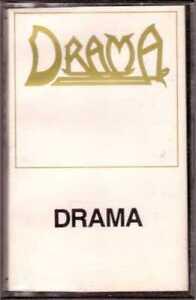 DRAMA s/t CASSETTE U.S. Instrumental Prog Rock/Fusion—Orig. 1985 Private Release