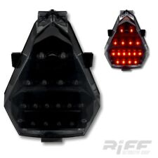 LED Rücklicht Heckleuchte Yamaha YZF R6 RJ15 schwarz getönt smoked tail light