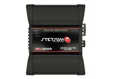 New listing Amplificador de Stetsom Ex3000 Preto Edition 3000 Watts Rms Modelo 2-Ohm Frete G