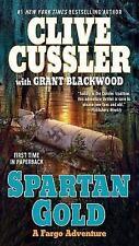Spartan Gold by Clive Cussler (Paperback, 2010)