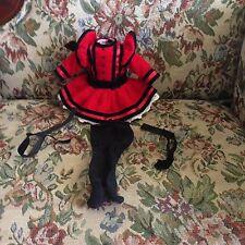 Victorian Tonner Mary Engelbreit Ann Estelle Georgia Calendar Girl Dress Set