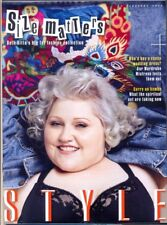 BETH DITTO - Multi-Page Photo Feature in STYLE Magazine, Feb 2016