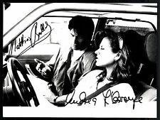 Andrea L Arronge e Matthias bullach ORIGINALE STAMPA FOTO ORIG Sign # G 10898