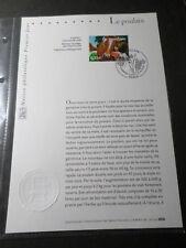 FRANCE 2006 NOTICE FDC timbre 3899, CHEVAL POULAIN, 1° JOUR, HORSE