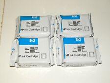 HP940XL C4906A Black Ink Cartridges Lot of 4
