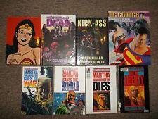 Dark Horse / Marvel / Dc Comics / Image / Book And Graphic Novel Lot