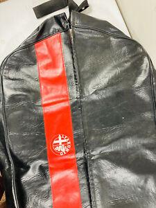 Vintage Insolito Alfo Romero Suit Indumento Borsa SPORTS Auto Accessorio 38x26