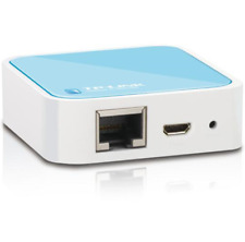 Mini Wi-Fi Wireless Portable 3G Wireless Router Travel TP-LINK TL WR703N 150Mbps