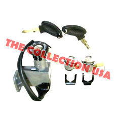 50CC SCOOTER PARTS 50QT-21 IGNITION & LOCK SET CHINESE SCOOTER PARTS KEY SWITCH