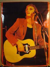 Steve Harley - Cockney Rebel - Glam Rock - Big O Poster - Ian Dickson - Rare 70s