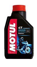 Motul 3000 moto 4T 20w50 1ltr
