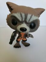 Funko Pop! - Marvel - Rocket Raccoon #48 Guardians of the Galaxy  No Box