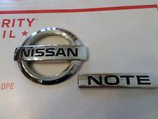 Nissan Versa 15-16 (crest/NOTE) hatch Emblems