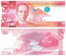 Philippines 50 Piso 2010 (2011) P-207a Banknotes UNC