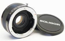 Soligor C/D. 7 auto tele converter 2x for Contax Yashica stock No. U1801