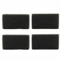 4 Reusable CPAP Foam Filters for Respironics PR System One REMstar CPAP Machines