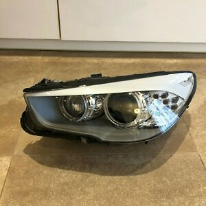 Genuine BMW F07 F07N Gran Turismo Ahl-Xenon Headlight Left OEM 63127262727