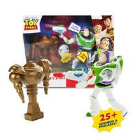 Disney Pixar Toy Story Figures Play Set | Buzz Lightyear Space Adventure