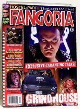 """""""FANGORIA"""" Magazine Issue #262 (Apr, 2007) HOSTEL 2, DEATH PROOF, SKINWALKERS"""