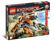 Lego Exo-Force 7706 Mobile Defense Tank NEW Sealed VHTF