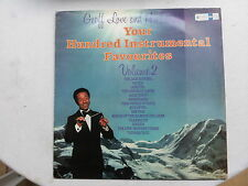 Geoff Love and his Orchestra - your hundred Instrumental Favourites Vol.2
